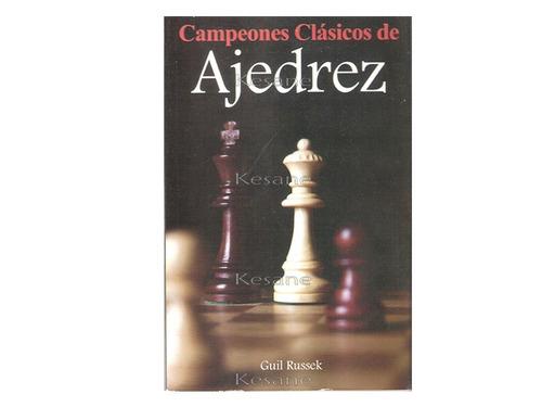 paquete libros de ajedrez grandes maestros