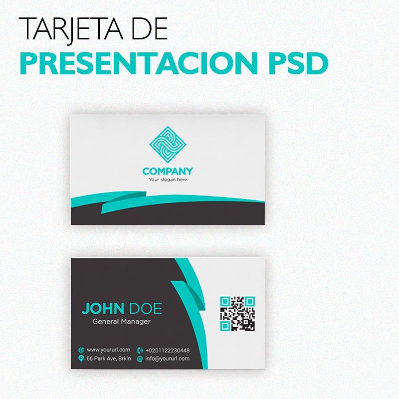 paquete plantillas psd tarjetas de presentación profesional 30
