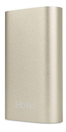 paquete portable de bateria externa ihome para universal sma