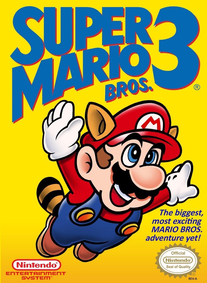 Paquete Portadas Nintendo Nes Classic Hd Mario Bros 29 00 En