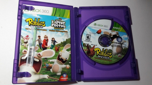 paquete rabbids invasion+sports ultimate colectionseminievos