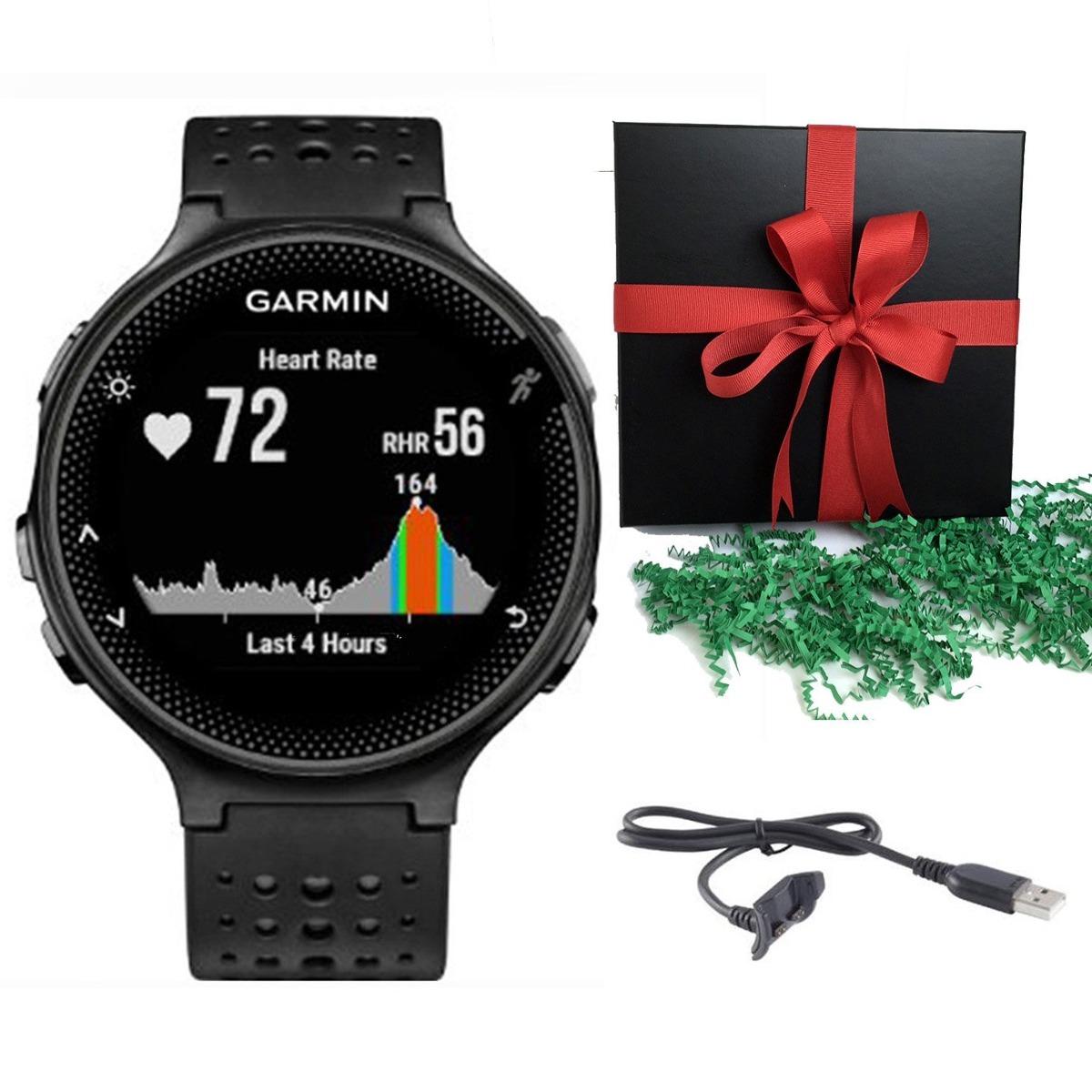 08a8236b6982 paquete  reloj deportivo garmin forerunner 235 que ejecut... Cargando zoom.