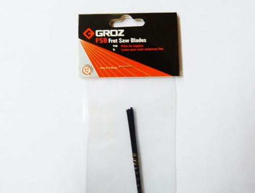 paquete sierra de pelo para caladora madera-plástico-fibras
