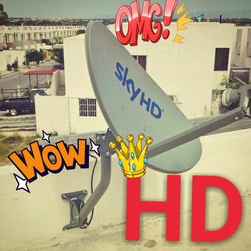 paquete sky hd gold