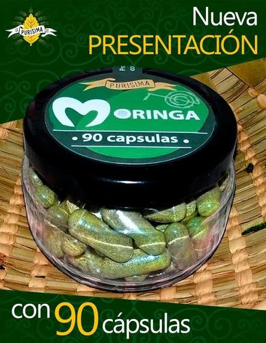 paquete todo incluido: stevia, moringa y sal   envío gratis