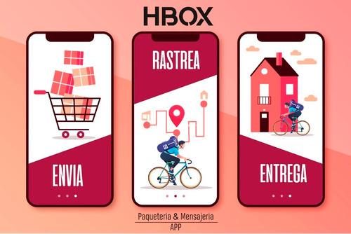 paqueteria y mensajeria por app