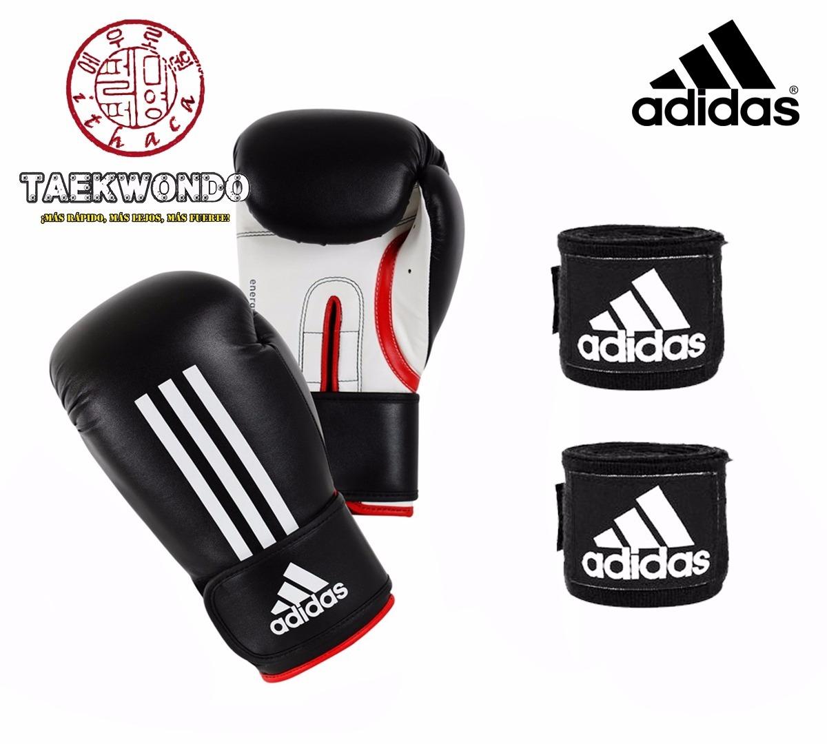 106ffd8962c paquetes box adidas - paquete  1 guantes - vendas ithaca box. Cargando zoom.