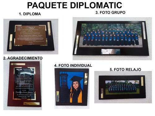 paquetes de graduación