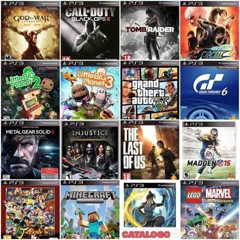 descargar juegos de ps4 gratis