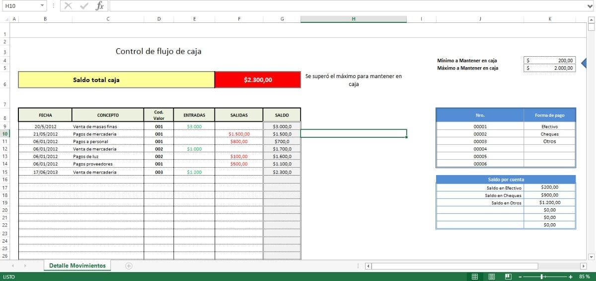 Paquetes Plantillas Excel [contabilidad/ciencia/calendario ...