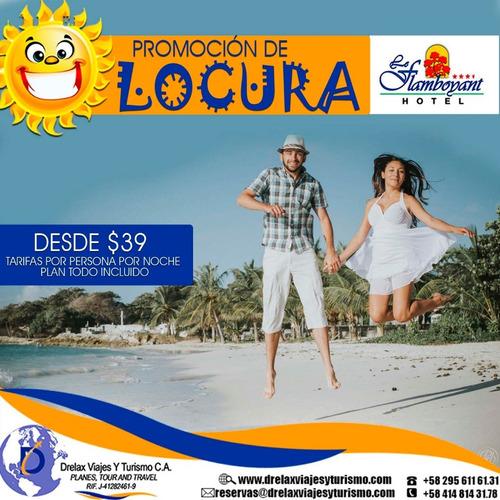 paquetes turísticos a isla margarita