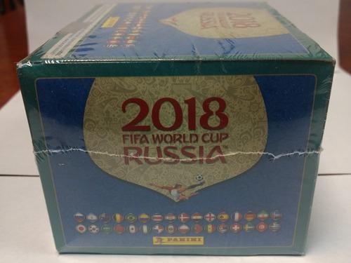 paqueton de figura figuras panini mundial rusia 2018