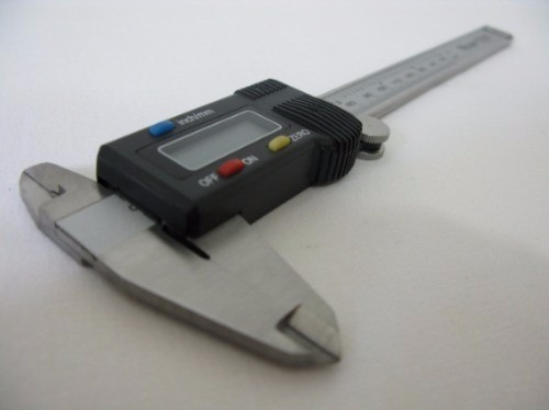 paquimetro digital aco inox profissional 150 mm com estojo