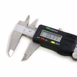 paquimetro digital profissional 150mm + estojo - original