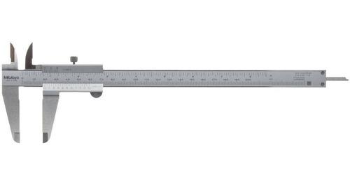 paquímetro universal 0-200mm 8'' 0,05mm mitutoyo