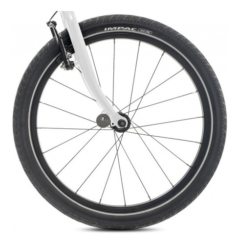 par (2) cubiertas bicicleta plegable 20x2.0 impac reflectiva