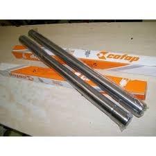 par (2 peças) bengala cofap tubo interno honda xr 200 r