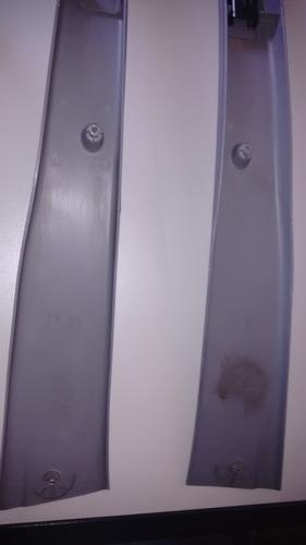 par acabamento regulagem coluna cinto escort glx original