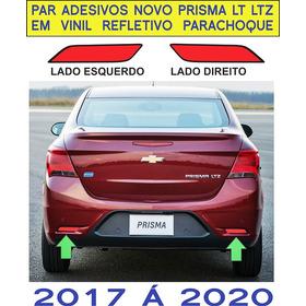 Par Adesivo Olho De Gato Refletor  Novo Prisma  2017 A 2019