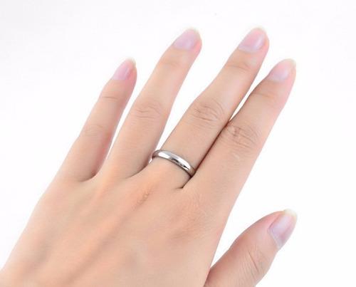par aliança anel compromisso namoro banho prata real love