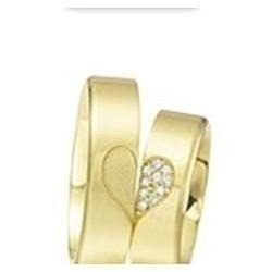 par alianças 22 grs 10mm ouro18k diamantes 12 x sem juros !!