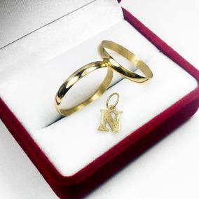 53586d8f9760 Anillos Oro Iniciales Newmar - Joyas y Bijouterie en Mercado Libre ...