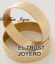 par alianzas oro 18k clasicas 6 gr casamiento plan 12 cuotas