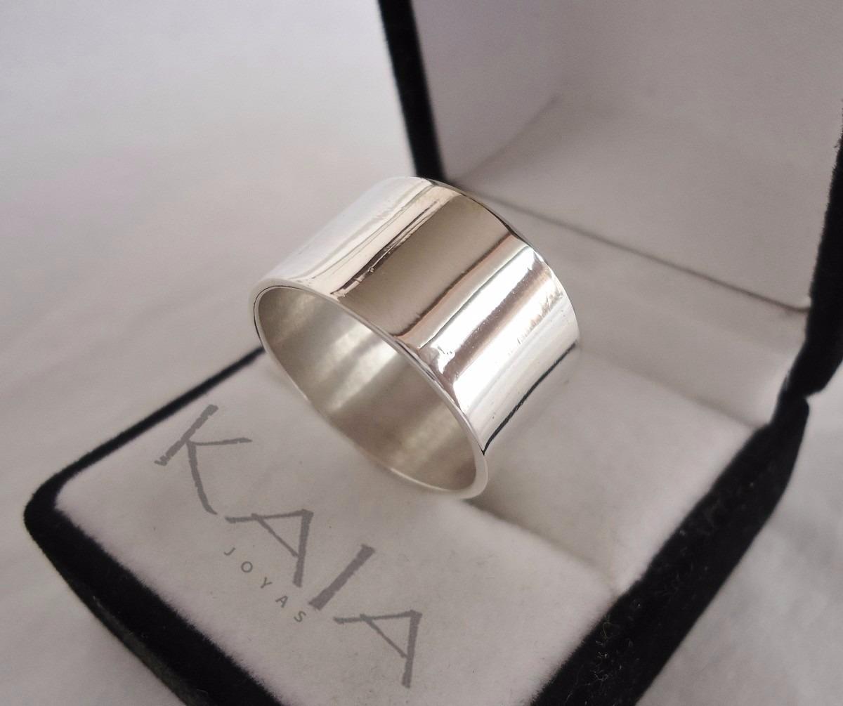 3515d7e6d6d9 par alianzas plata 925 cinta ancha anillos compromiso. Cargando zoom.