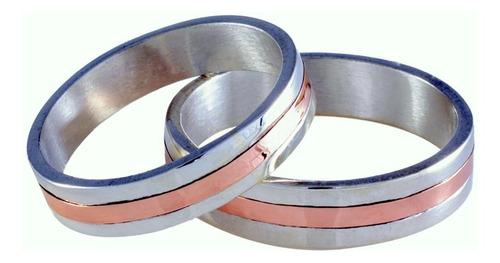 par alianzas plata925 oro 18k compromiso casamiento grabadas