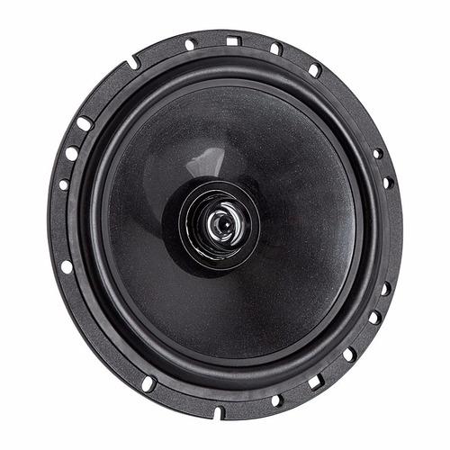 par alto falante coaxial 6 polegadas cx60bk black 120w rms