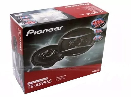 par alto falante pioneer 6x9