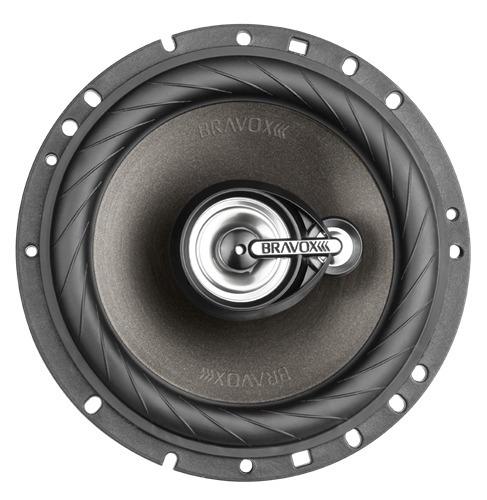 par alto falante triaxial bravox 6 polegadas tr6 gm2 120w