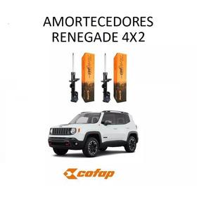 Par Amortecedor Dianteiro Jeep Renegade Cofap 4x2