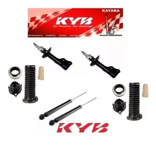 par amortecedor dianteiro traseiro kit new civic si - kayaba