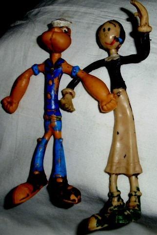 Par antiguos muecos olivia y popeye juguete coleccion 49800 en par antiguos muecos olivia y popeye juguete coleccion thecheapjerseys Choice Image