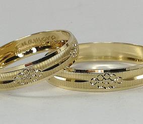 mejor tienda oficial venta minorista Par Argollas Matrimoniales Oro Macizo De 10k (envio Gratis)