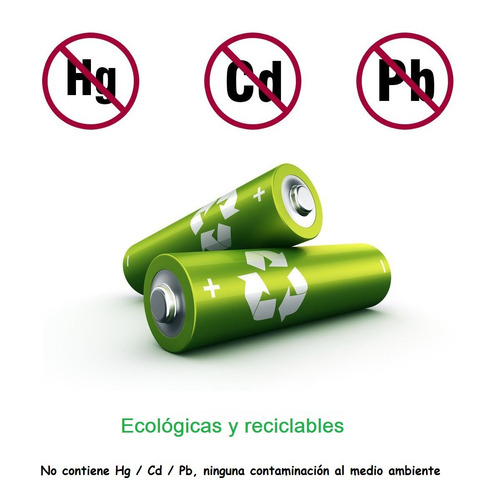 par baterias recargables
