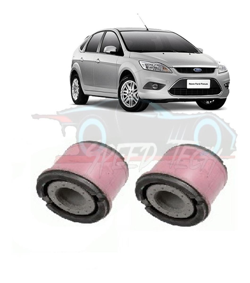 Par Bucha Agregado Quadro Suspensao Ford Focus 2008 A 2012