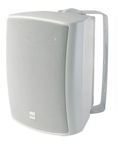 par caixa de som ambiente selada bsa aw4 40w rms branca