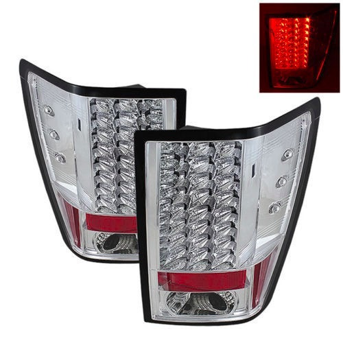 par - calaveras led jeep grand cherokee 2007 2008 2009 2010