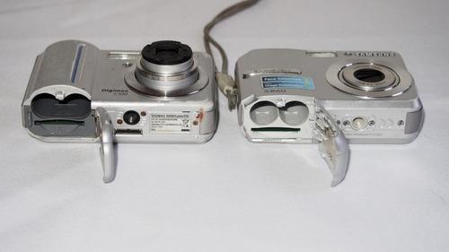par camara digital samsung digismart s500 y s860 p reparar