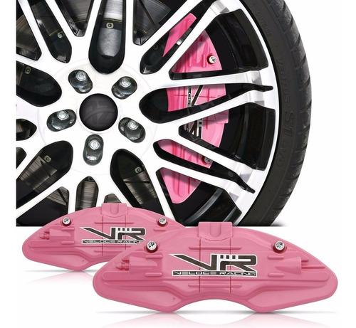 par capa para pinça de freio veloce rosa