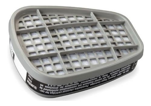 par cartucho filtro 6001 3m pintar barnices vapores orgánico