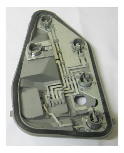 par circuito soquete lanterna traseira palio 1996 a 2000