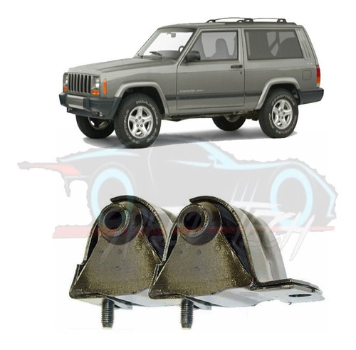 par coxim motor jeep cherokee sport 6cc 4.0 1997 a 2001