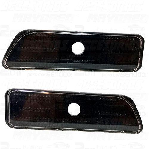 par cuartos defensa lateral fondo negro golf jetta mk3 mk4