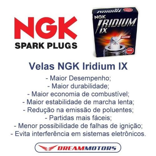 par d velas iridium ngk dcpr8eix bmw f 800 gs r f800r f800gs