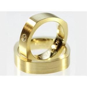 par de alianças 20gr 5mm ouro 18k