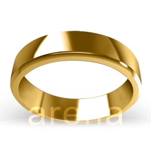 par de alianças de ouro 5mm com letras em corte eletrônico