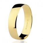 par de alianças de ouro maciço 10k 416 4mm 5 gramas garantia